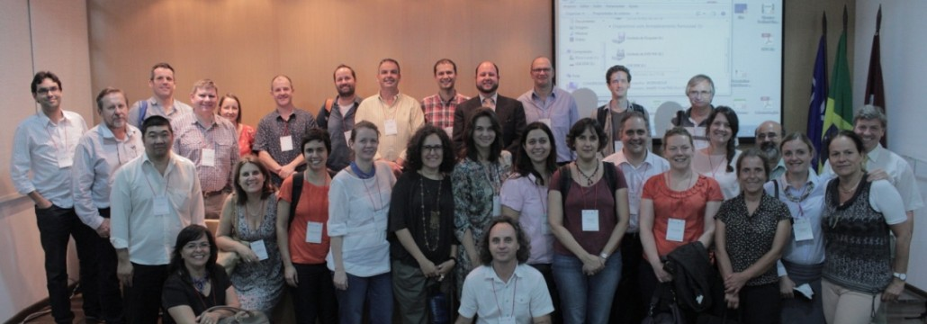 Sao Paulo Workshop Photo