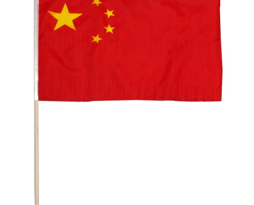 china-flag-12-x-18-inch-stickflag